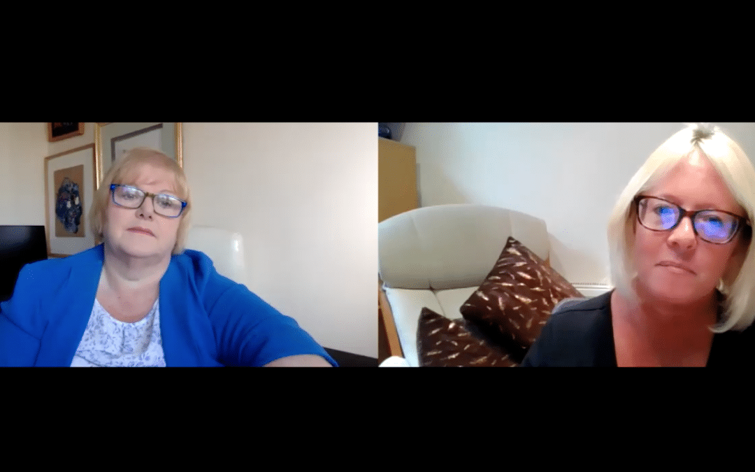 Alpha Vesta CIC – Survivors Symposium Launch – Interview with Fiona Bowman